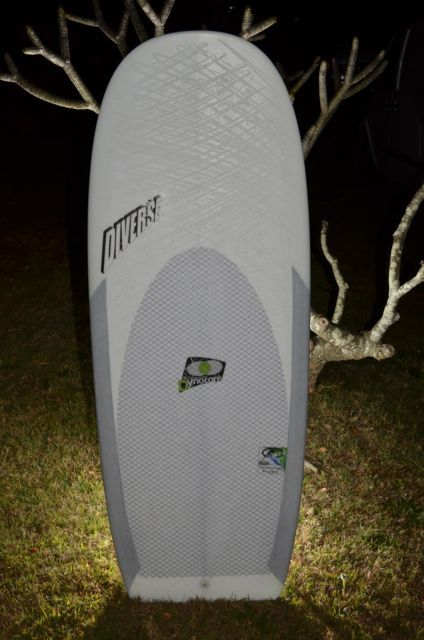 Diverse Mini Simmons | Surfboard design