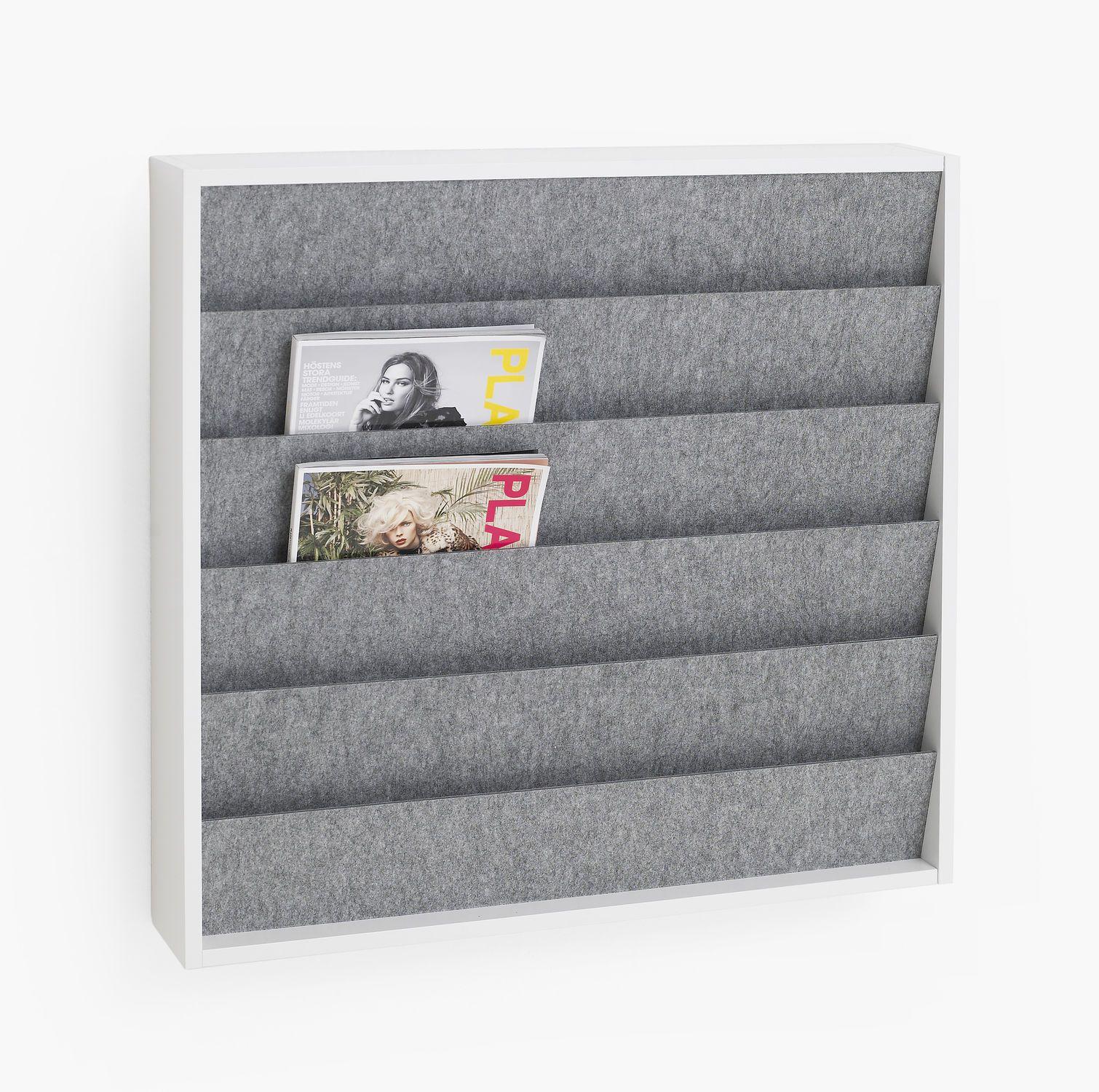 wall mounted brochure display - Recherche Google