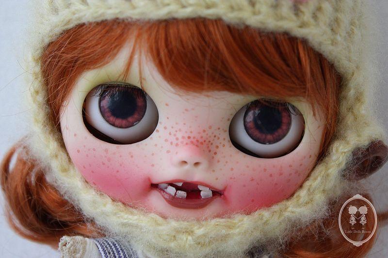 My Custom Commissions Blythe Doll. | 相片擁有者 little dolls room
