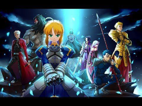 เวทย ศาสตรา มหาสงคราม เดอะม ฟว พากย ไทย Youtube Anime Fate Stay Night Fate Zero