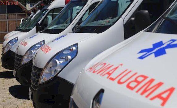 Ambulâncias serão fiscalizadas na BR-101 na próxima segunda-feira