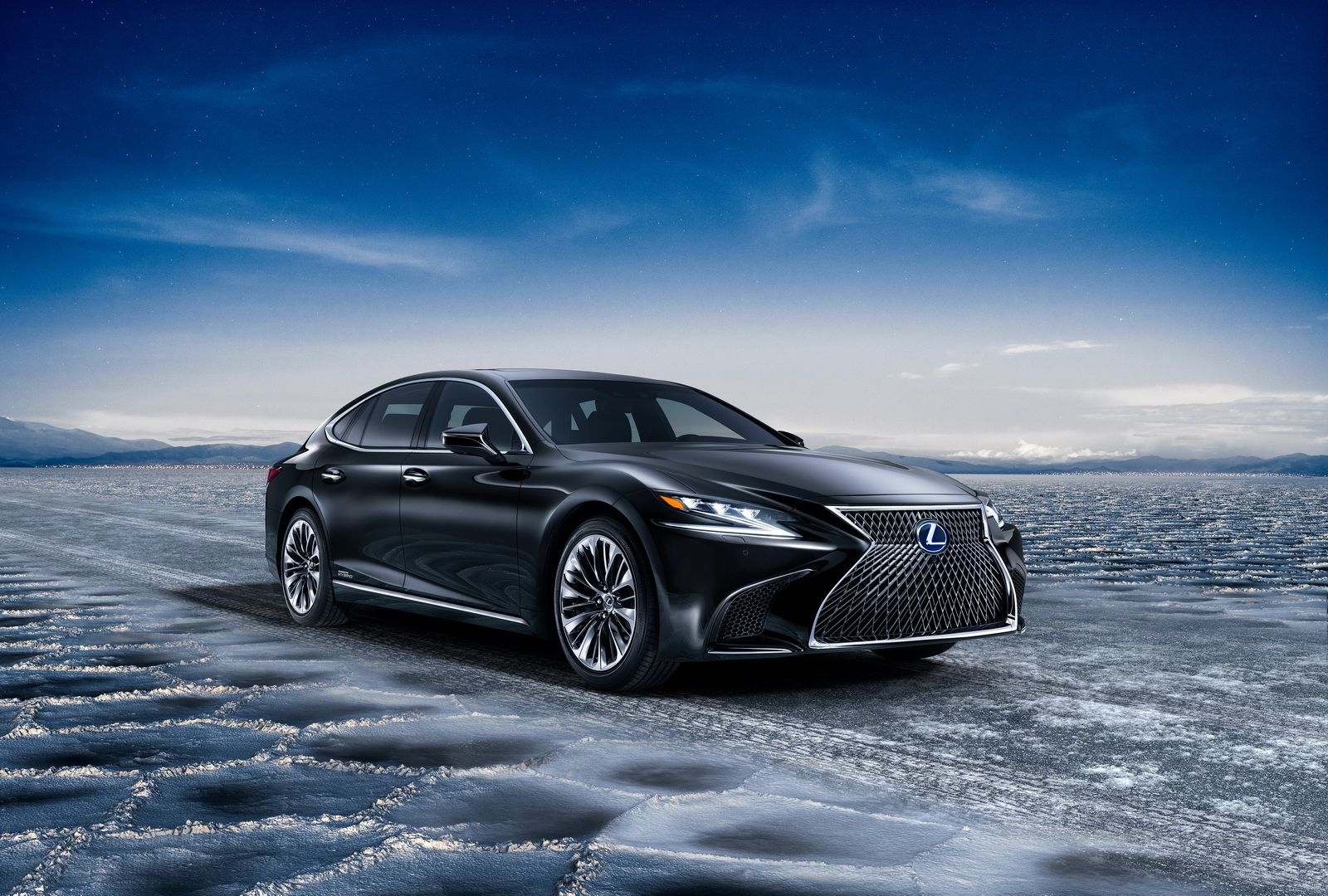 Lexus To Skip PlugIn Hybrids And Favor Electric And