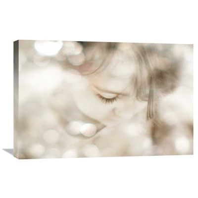 Global Gallery 'Hi Lite' by Mel Brackstone Graphic Art on Wrapped Canvas Size: