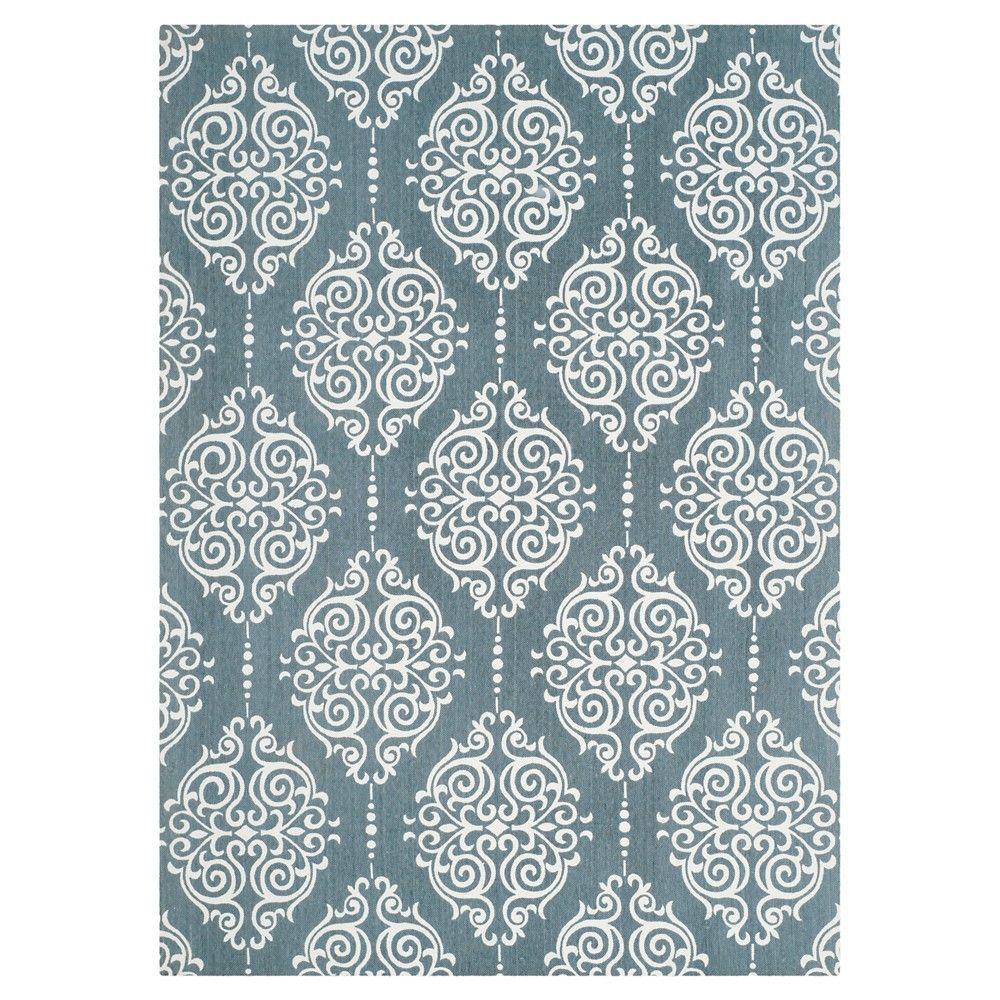 Safavieh Payne Area Rug - Grey/Ivory (5'x7')
