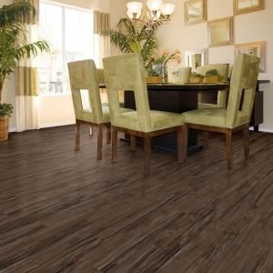 TrafficMaster Allure Plus, Cross Wood 5 in. x 36 in. Resilient Vinyl Plank Flooring (22.5 Sq. ft./Case), 77114 at The Home Depot - Mobile