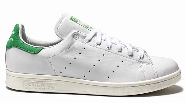 adidas STAN SMITH [WHITE/GREEN] (G97929)