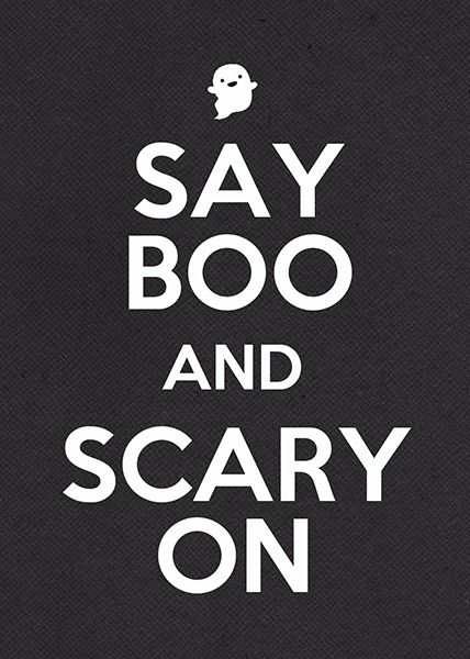 Halloween Party Quotes | Halloween Party Signs | Say Boo And Scary On |  Spooky Halloween Parties! | Pinterest | Bonjour, Scary And Halloween Parties