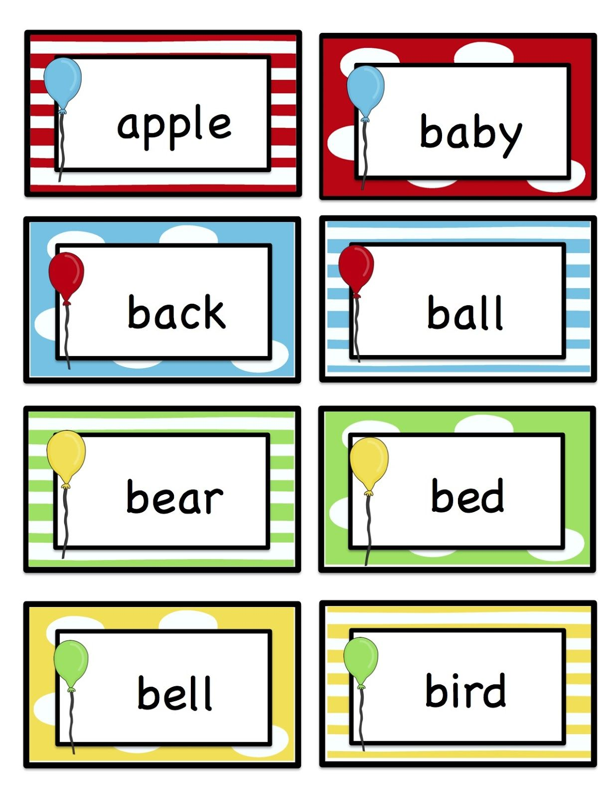 Oodles Of Preschool Kinder 1st Grade Printables