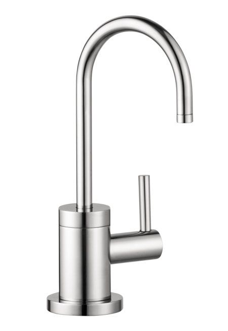 Talis S One Handle Deck Mounted Cold Water Dispenser Faucet with ...