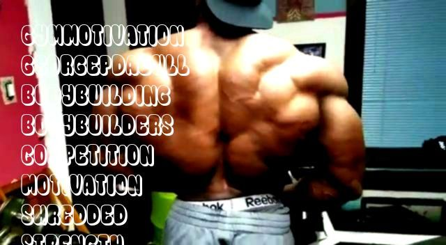 #gymmotivation #georgepdabull #bodybuilding #bodybuilders #competition #motivation #shredded #streng...