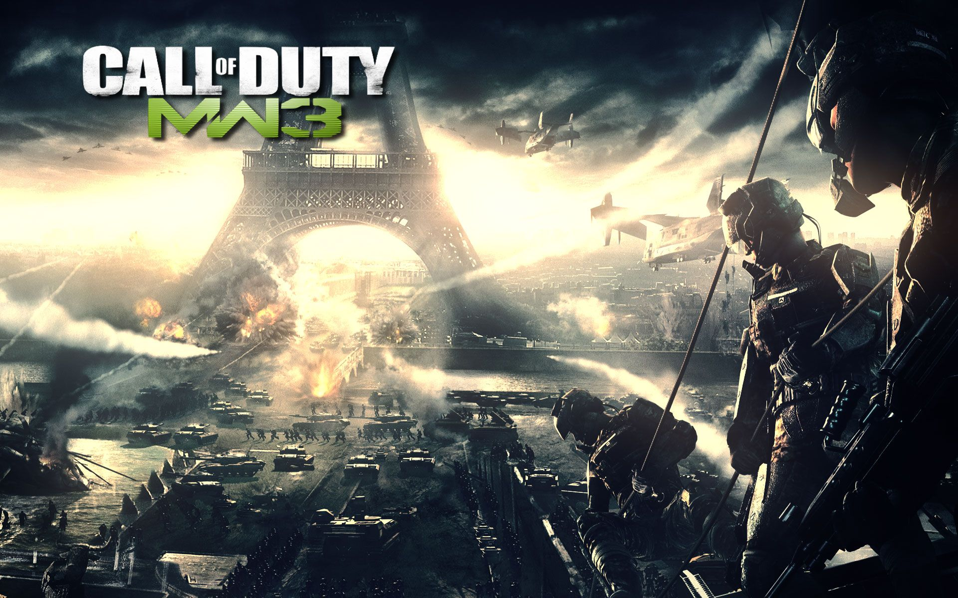 Call Of Duty Modern Warfare 3 Hd Call Of Duty Modern Warfare 3 Wallpapers Risen Sources Call Of Duty Modern Warfare Background Pictures