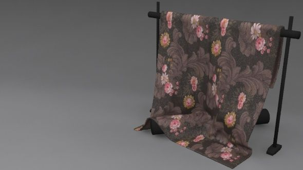 Standard Clothes Material Pack-05-Silk for C4D #Material