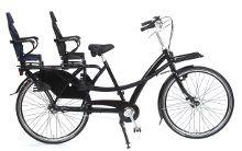 Vélo Avec Double Portebébéenfant Vélo Vélo Véloand More - Vélo porte bébé