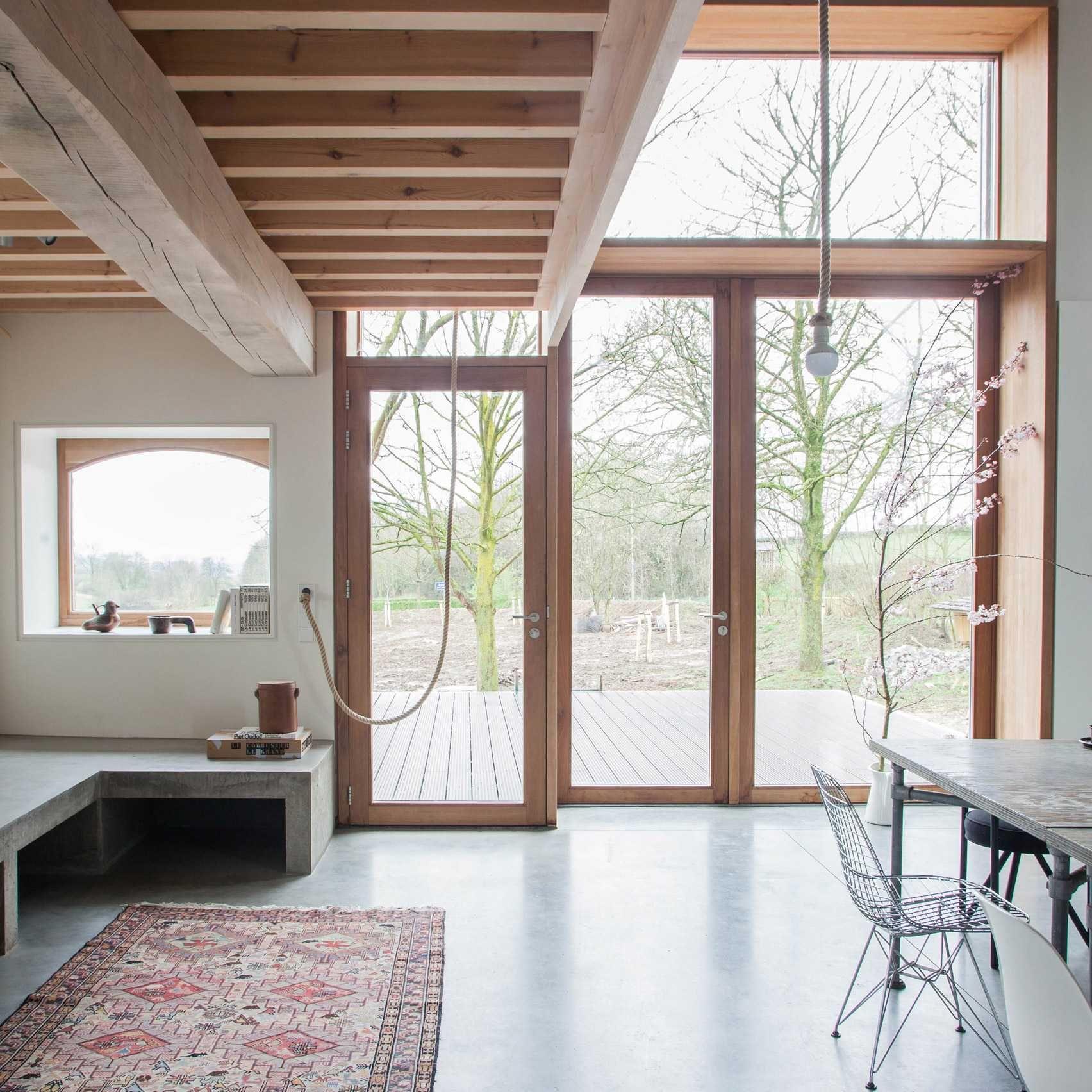 Luxury Farmhouse Interior Design: Beautiful Norwegian Farmhouse Interior