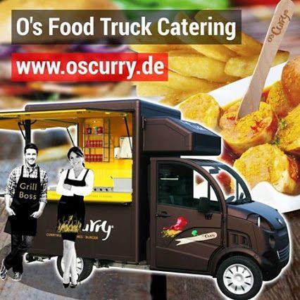 Luxury Food Truck Catering Bergisch Gladbach Stadt u Land oscurry de events