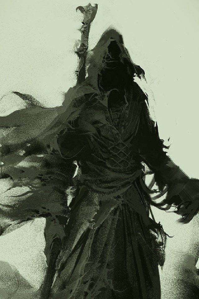 Grim Reaper IPhone Wallpaper