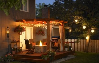 17 Best images about Backyard Design on Pinterest | Patio, Backyards and  Decking