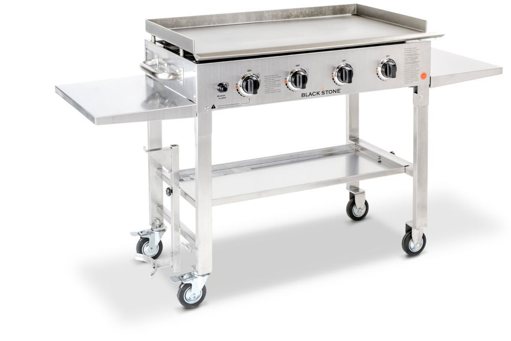 36 Inch Stainless Steel Griddle Cooking Station Outdoor Kitchen Design Outdoor Kitchen Appliances Stainless Steel Griddle
