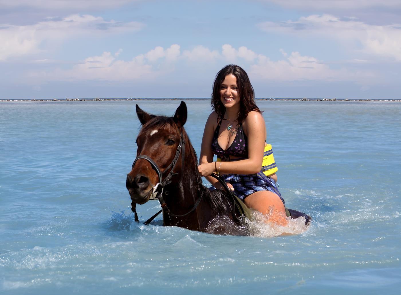 Kauai Horseback Riding On The Beach Best Beaches In World