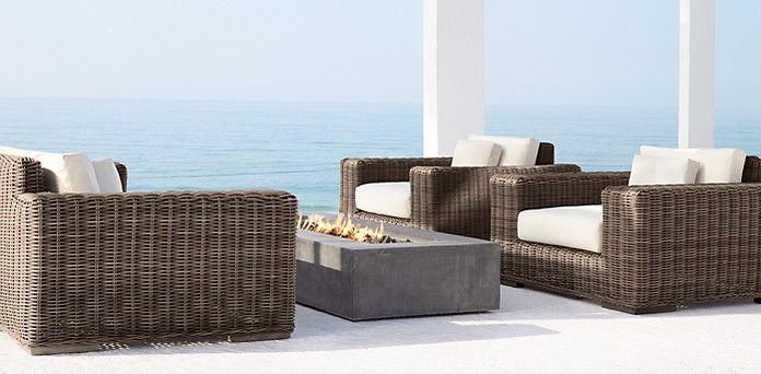patio options majorca grey restoration hardware morgan residence rh pinterest com
