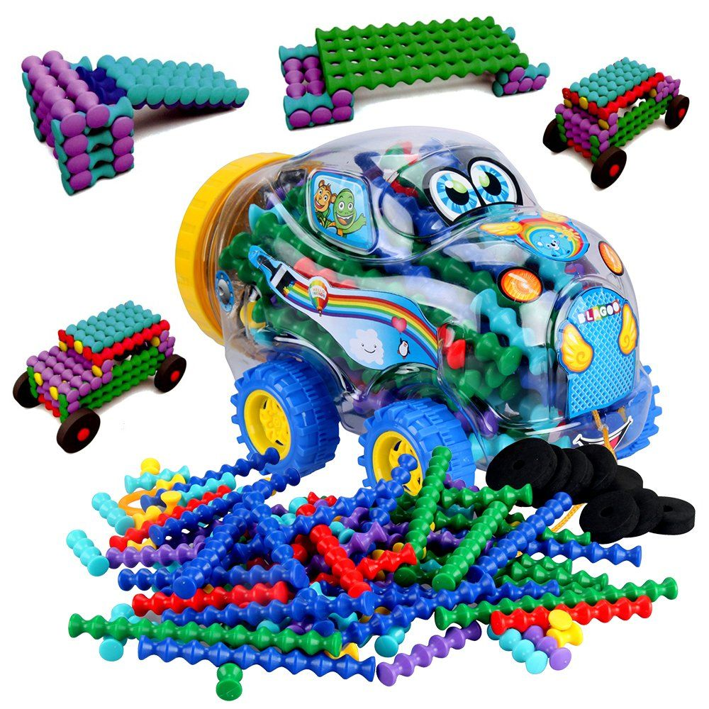 Toys car for boy  Educational toys by Blagoo Building Blocks for     Year Old