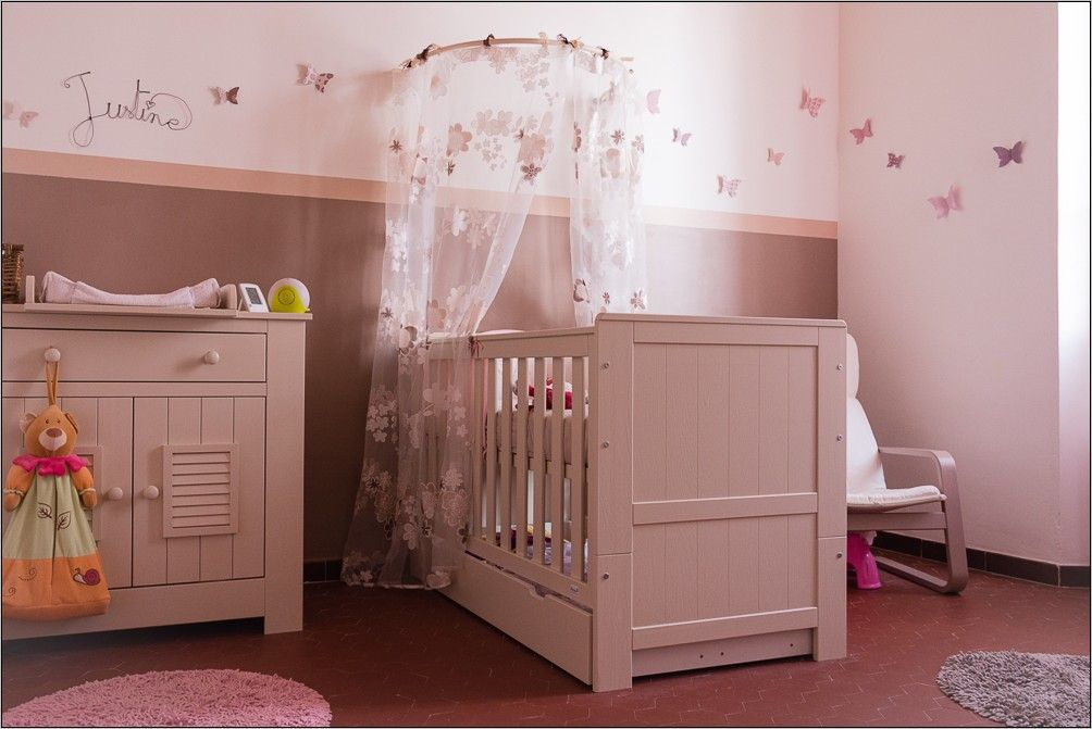 Deco Chambre Bebe Rose Et Taupe Idee Deco Chambre Bebe Fille