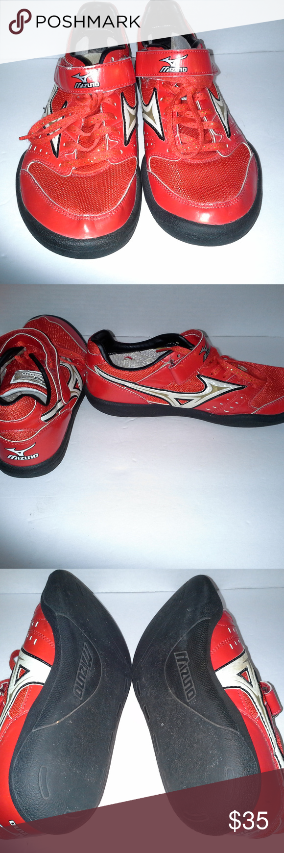 f1298795da6f Spotted while shopping on Poshmark: Mizuno Men's Track and Field Shot and Discus  Shoes! #poshmark #fashion #shopping #style #Mizuno #Other