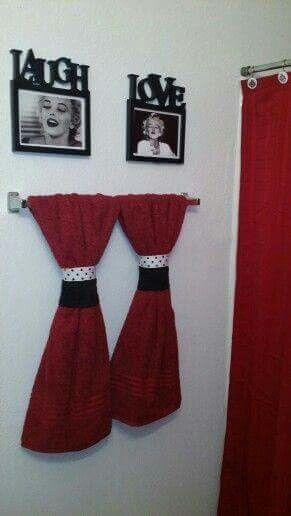 Cute Bathroom Red Bathroom Decor White Bathroom Decor Black