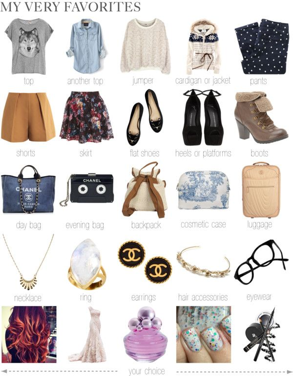"""""""My Very Favourites"""" by natural-cloe ❤ liked on Polyvore"""
