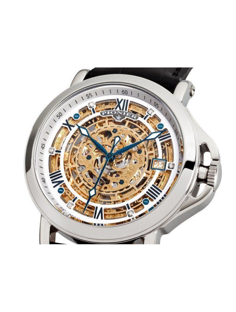 ARUBA Pionier GM5071 Handmade German Watches Gold