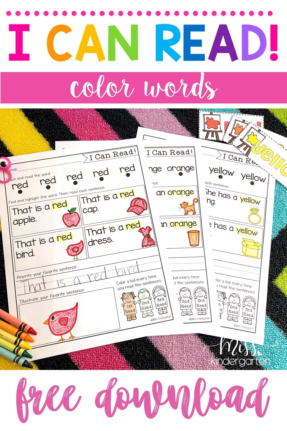 Teaching Sight Words Doesn T Have To Be Hard Help Your Students Practice Their Sights Words