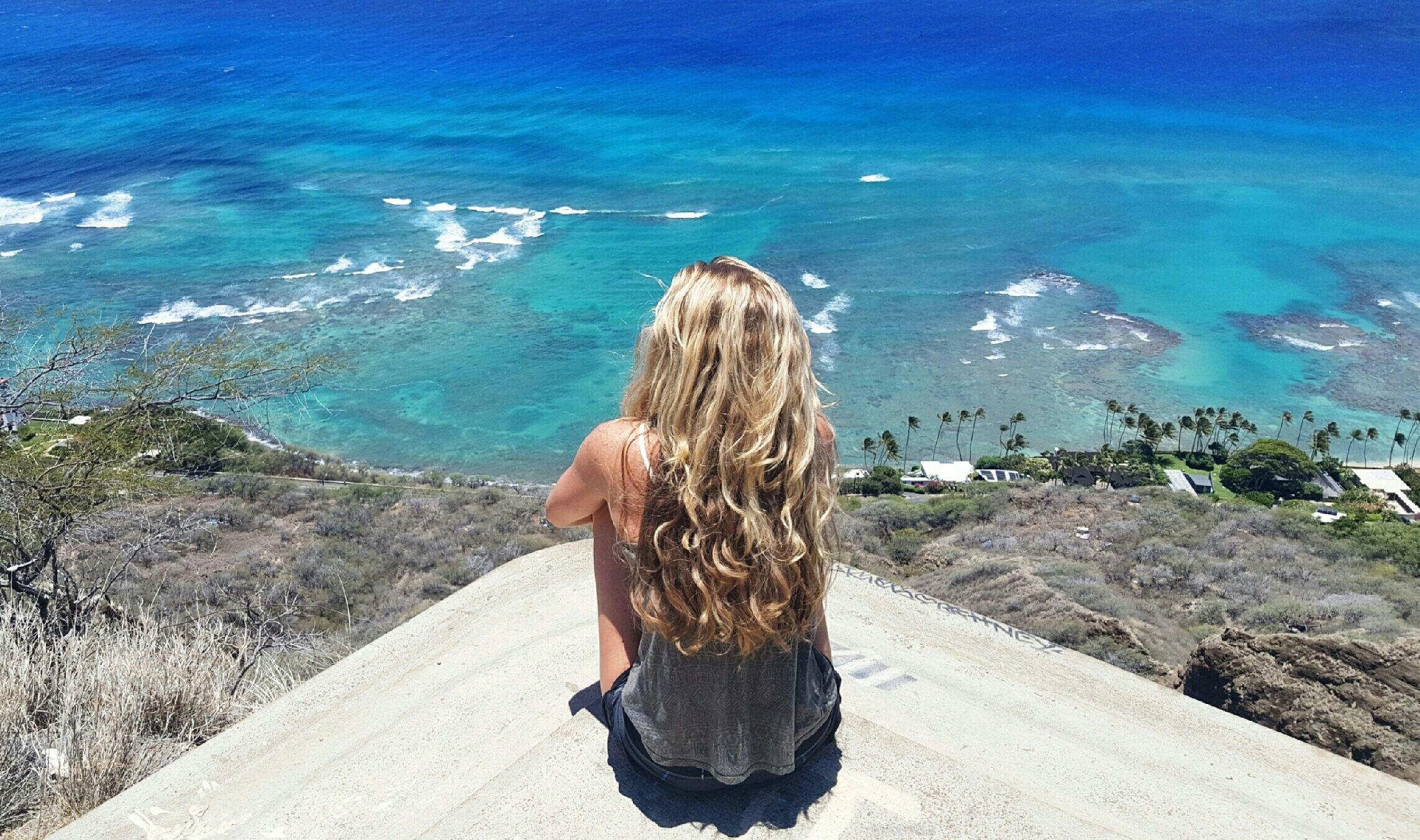 Oahu Hawaii Volcano Beach