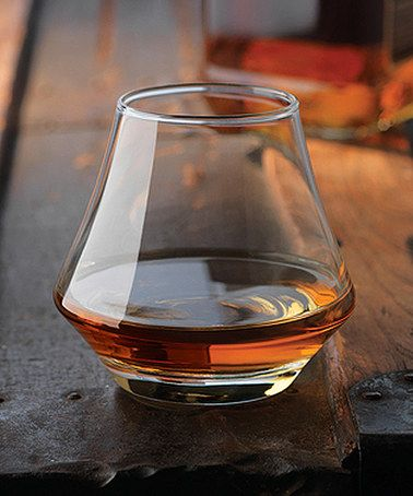 Another great find on #zulily! Perfect Whiskey Glass - Set of Four #zulilyfinds