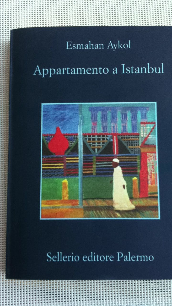 If you love instanbul you have to read it... I suggest it