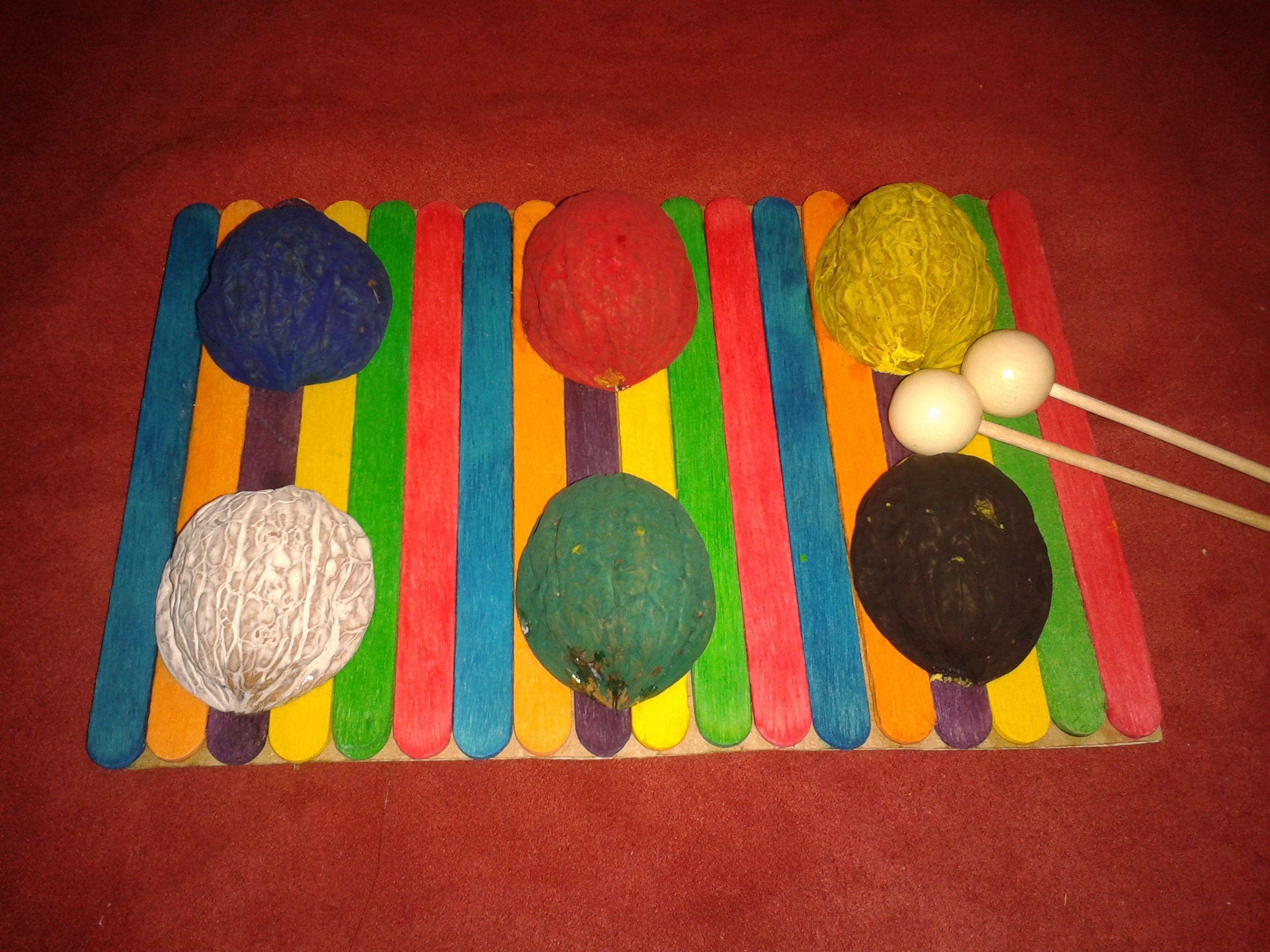 Percusión con material reciclado | Instrumento musical reciclado,  Actividades para niños, Instrumentos musicales