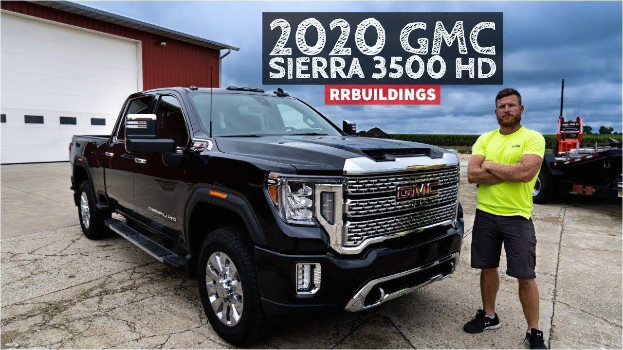 2020 Gmc 3500 Denali For Sale In 2020 Gmc Gmc Sierra Gmc Trucks Sierra