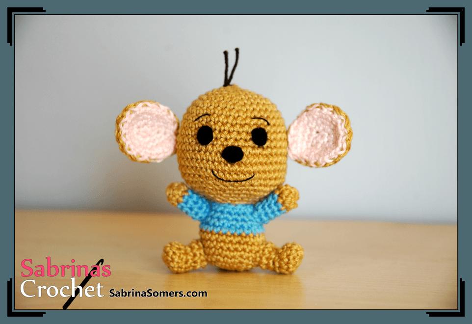Sabrinas Crochet Free Amigurumi Crochet Pattern Roo Winnie The