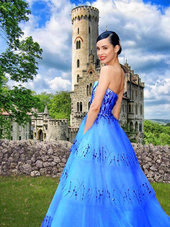 3825e8161c2 Princess Evie Sofia Carson Descendants