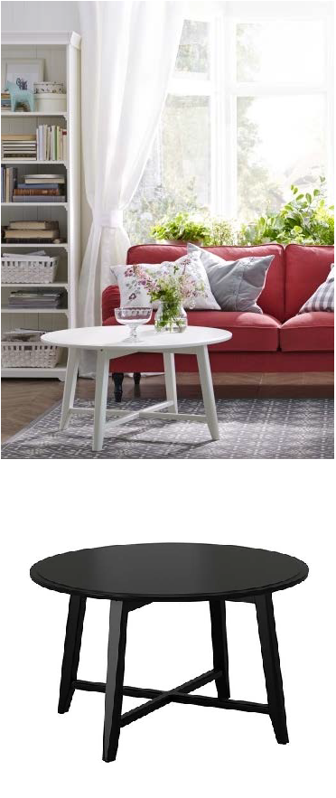 Coffee Table Black 35 3 8 Ikea Living Room Home Office