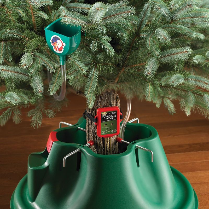 Christmas Tree Watering System.Christmas Tree Watering Device Image Home Garden And Rtecx