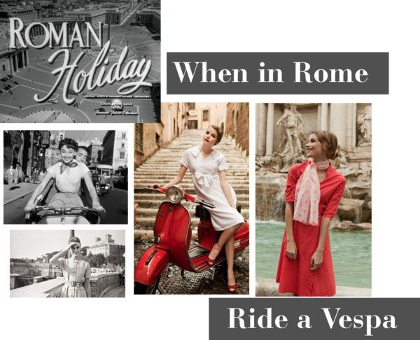 """""""When In Rome"""" by the-kwas on Polyvore"""