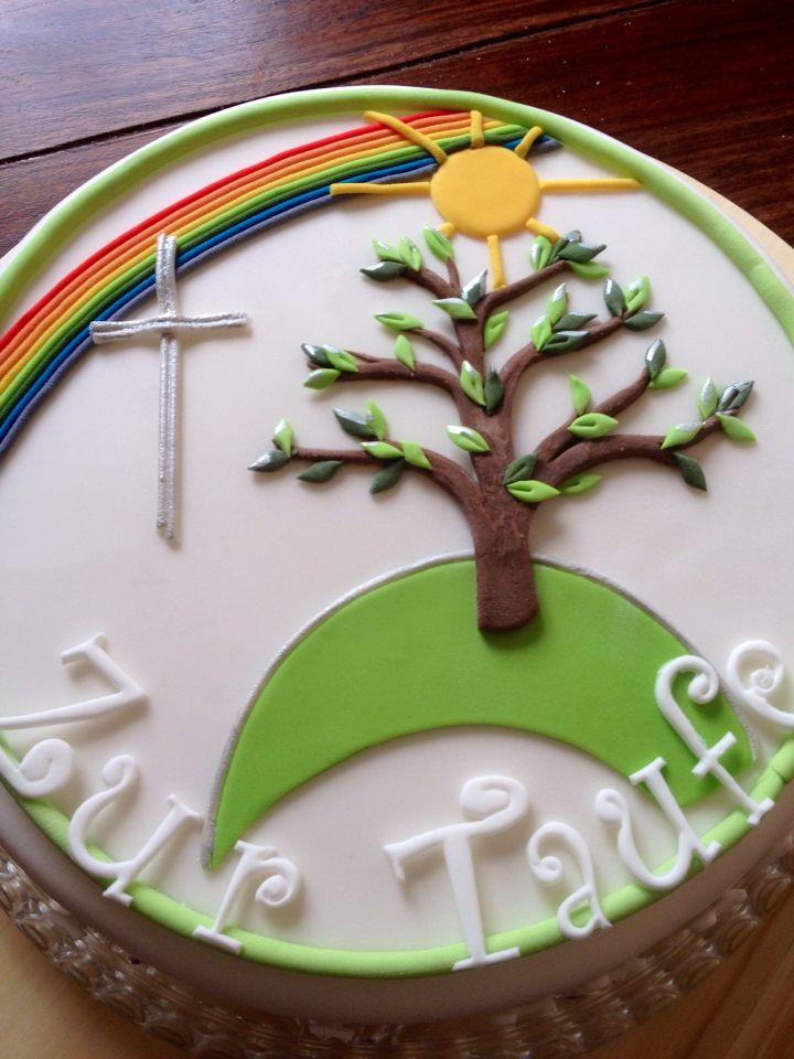 Taufkuchen | CreaCakes - mit Liebe handgemacht | Communion ...