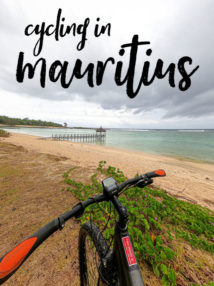 Cycling In Mauritius E Bike Tour Review Mauritius Travel