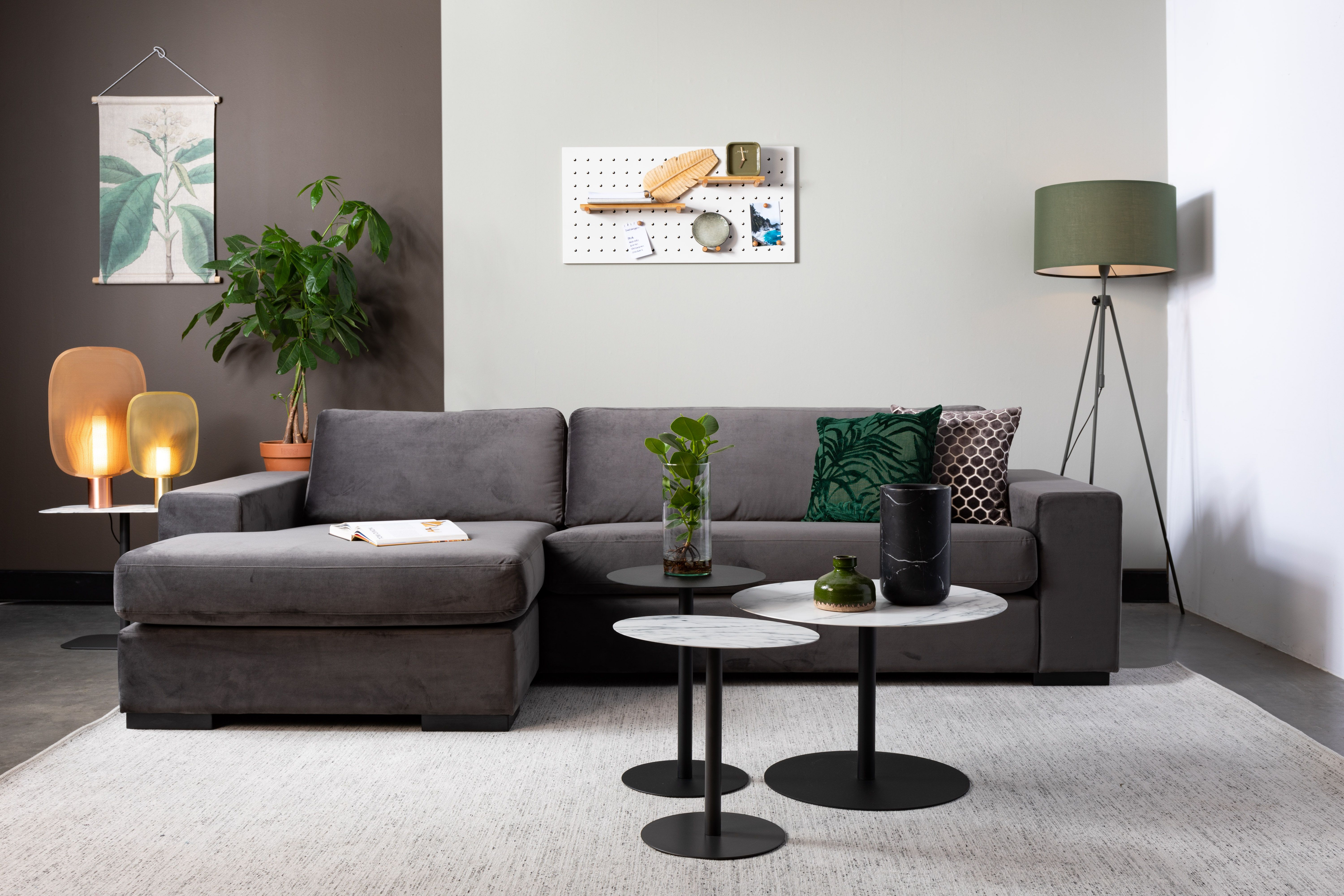 What Is More Convenient Than A Bunch Of Small Side Tables That Combine Perfectly Well Not Much You Love Small Round Side Table Sofa Marble Side Table Round