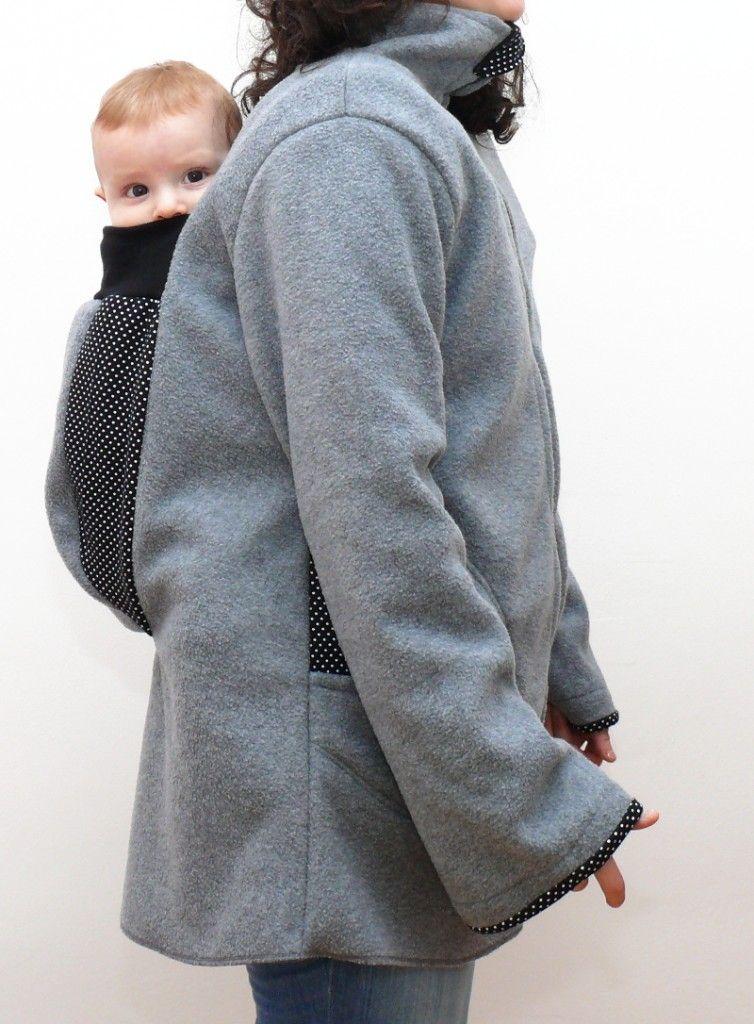 anleitung f r einen trage einsatz kids pinterest n hen tragen und anleitungen. Black Bedroom Furniture Sets. Home Design Ideas