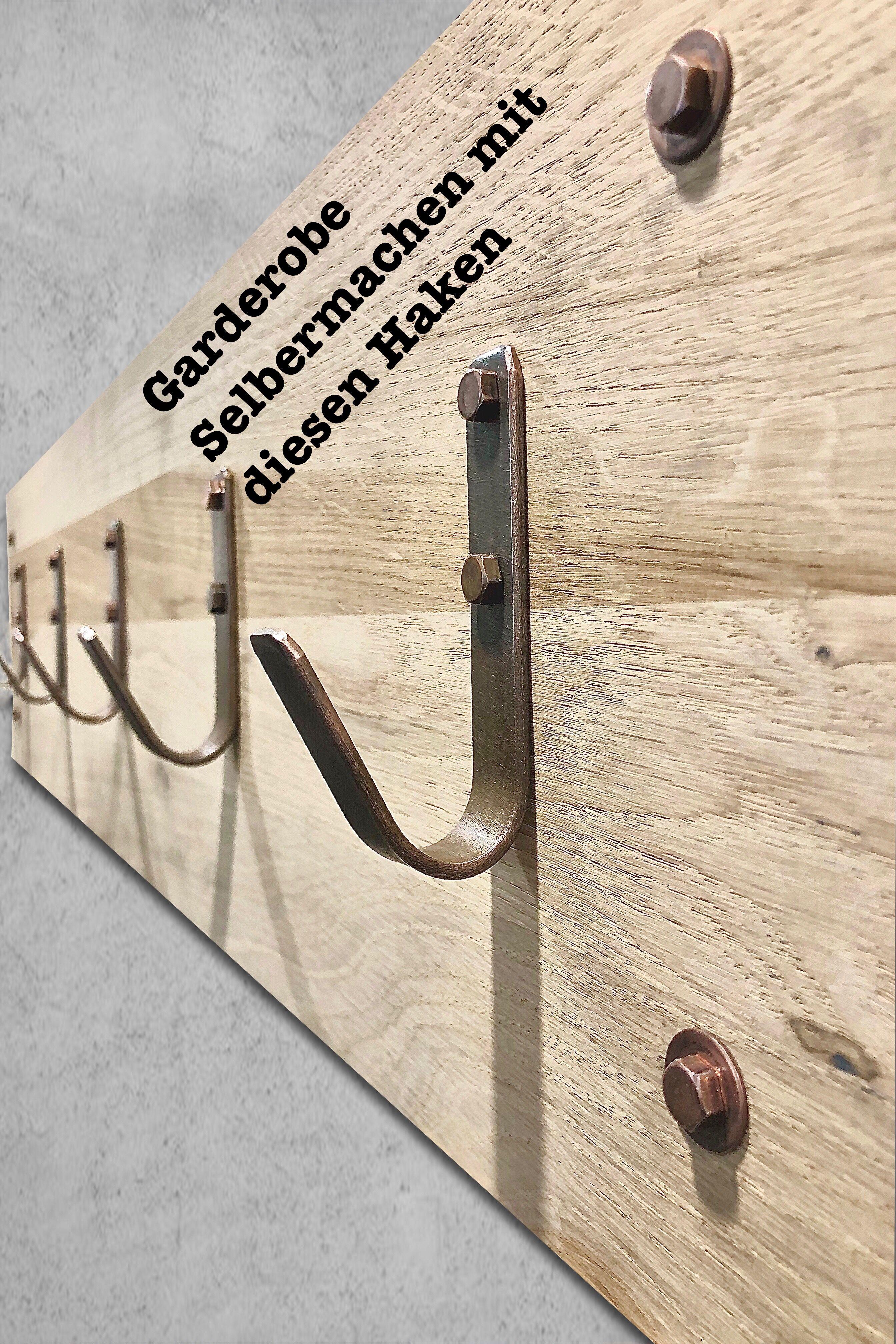 Hook Holder For Wardrobe Bedroom Bathroom Workshop Garage Garden Utensils Tools Vintage Industrial Antique Rustic Diy Self In 2020 Rustic Diy Garage Workshop Vintage Industrial Design