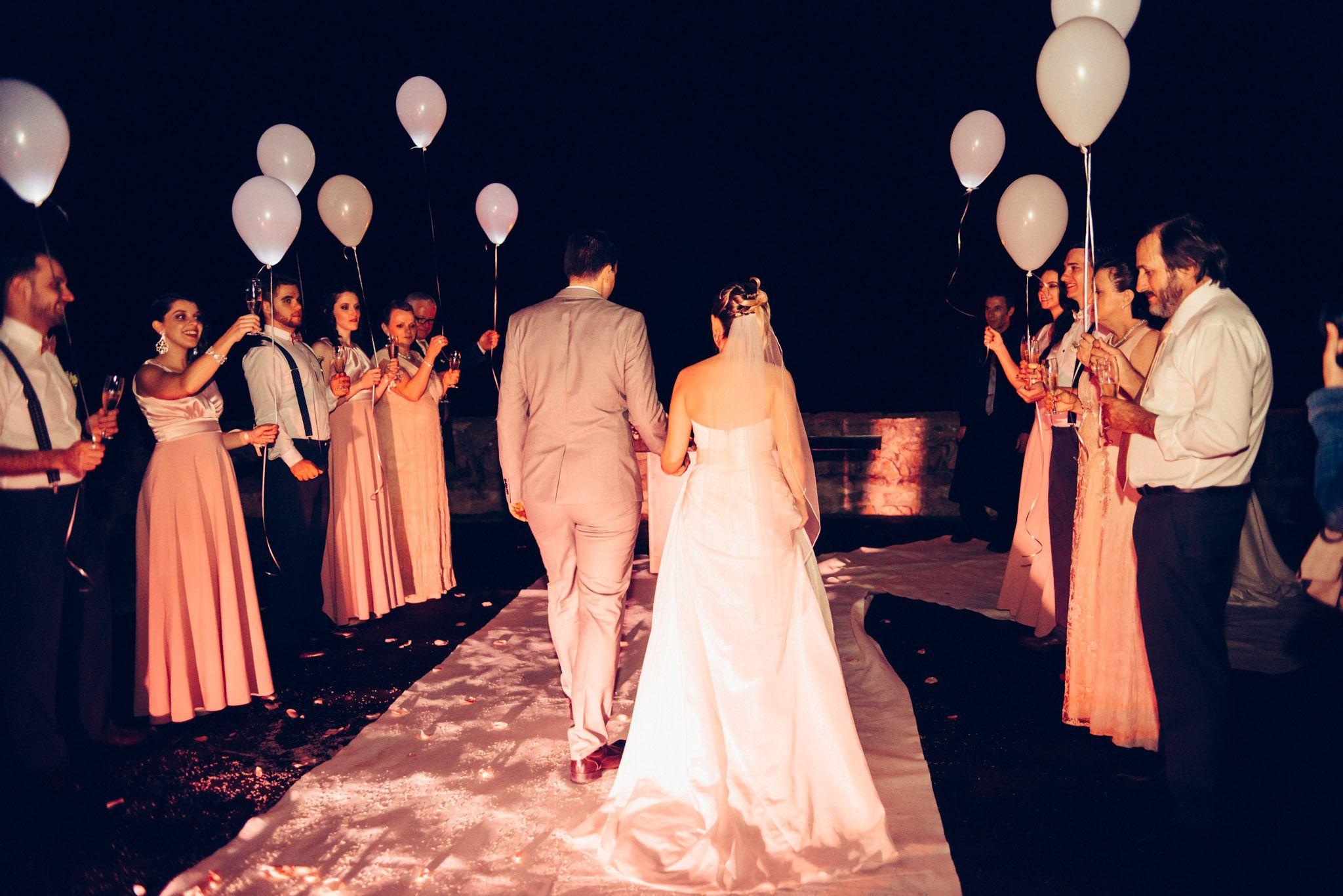 Nosso pedido vai ao céu!  Inesquecível Destination Wedding - Brasil. Forte S.João - V.Conde - Portugal event manager: Ismael Mateus. photo: Hugo Esteves photography