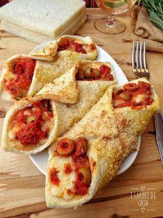 Cannelloni di pancarre  fai da te  Food Finger foods e Pasta recipes