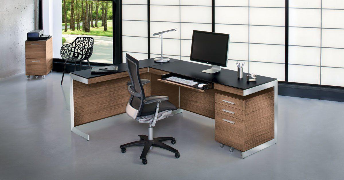 Desk Office Executive Homedit Modern Home Office Desks Computer
