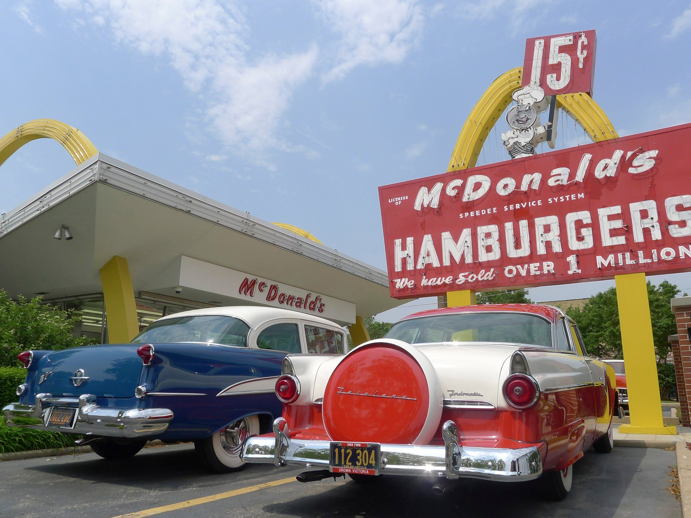 The bizarre and Freudian history behind McDonald\'s golden arches ...
